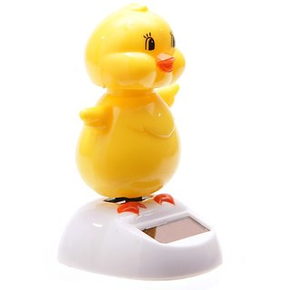 Solar Dancing Duck Toy