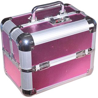 Pride Smile to store cosmetics Vanity Box (Pink)
