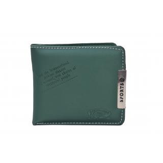 Fashion Village Green Wallet Pack Of 1