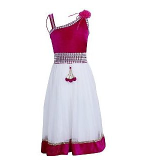 Qeboo Beautiful Party Wear Girls Dress