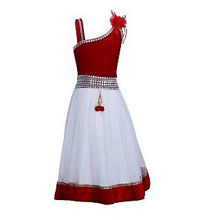 ff47483b786 Buy Qeboo Beautiful Party Wear Girls Dress 19 yrs Online - Get 43% Off