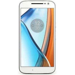 Motorola Moto G4 16GB White X1624
