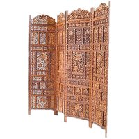 Wooden Partition Screen In Sheesham
