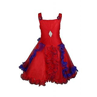 e1b07bc6159 Buy Qeboo Beautiful Party Wear Girls Dress Online - Get 71% Off
