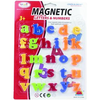 Magnetic Learning Alphabet Small Letters
