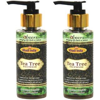 TEA TREE FACEWASH ( PACK OF 2 )