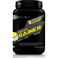 Protein Scoop Mass Gainer Strawberry 1kg/ 2.2 Lbs