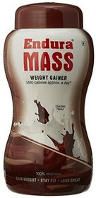Endura Mass 1 Kg Chocolate