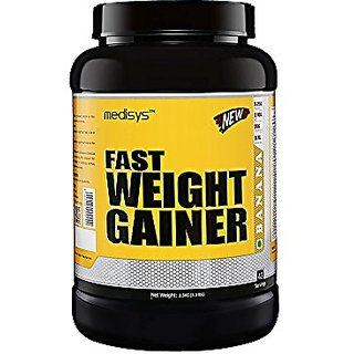 Medisys Fast Weight Gainer - Banana - 1.5Kg