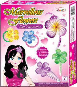 Marvellous Flowers (Hair Accessories)