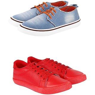 348f29466cd Buy BERLOC Combo Pack for Men s Casual Sneakers Online - Get 30% Off