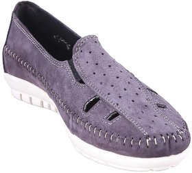 Swansind - Women's Leather Casual Shoe
