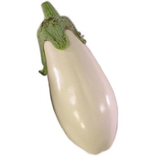 White Little Brinjal 3x Quality Seeds For Kitchen Garden