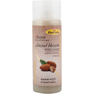 ALMOND BLOSSOM BODYWASH ( PACK OF 2 )