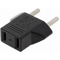Travel Voltage Coverter US To EU AC Power Plug Adapter