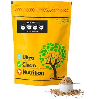 Flex Protein Lean Mass + (Instant Oats) Vanilla Cream- 1 Kg