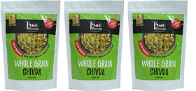 Whole Grain Ancient Chivda ( Spicy Masala) Pack of 3