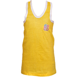 Pari Prince kids boys yellow vest