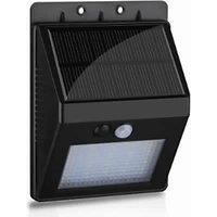 Motion Sensor Solar LED Wall Light