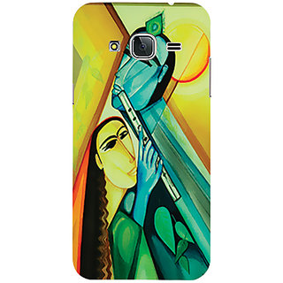 Printgasm Samsung Galaxy J3 (2016) printed back hard cover/case,  Matte finish, premium 3D printed, designer case
