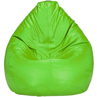 Home Berry XXL Green Bean Bag (without Beans)
