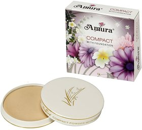 AMURA, Compact with Foundation, 13 GRM