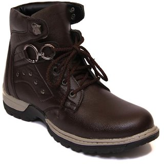Aadi New Look Brown Formal Shoes For Men