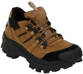 Aadi Tan Men/Boy Lace-up Smart Casual  Boot
