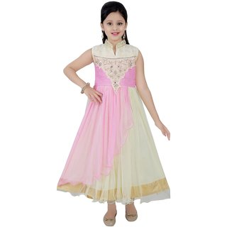 Saarah Multicolour Dress for girls