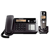 Panasonic High End Cordless KXTG3651 Black