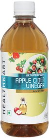 Healthkart Apple Cider Vinegar, 500 ml