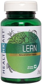 HealthKartLean With Garcinia Cambogia, Green Tea, Grape
