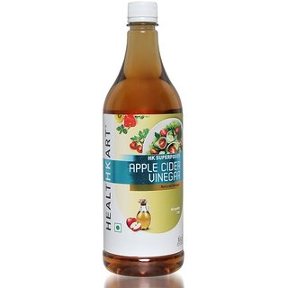 HealthKart Apple Cider Vinegar, 1 L