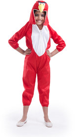 Fancydresswale Angry bird Fancy  Costume For Kids