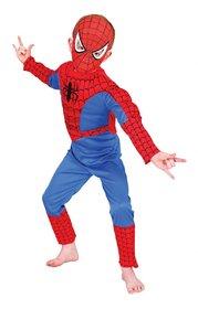 Fancydresswale Spiderman Fancy  Costume For Kids