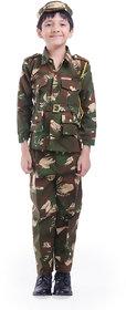 Fancydresswale Army  Costume For Kids
