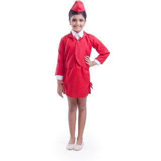 36e8357fc Buy Fancydresswale Airhostess Fancy Costume For Kids Online - Get 31% Off