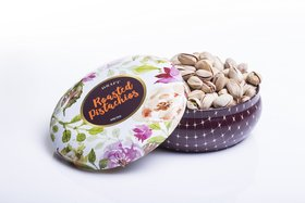 Draft Roasted and Salted Tasty Pistachio Nuts (Pista) - 200g
