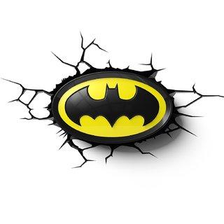 Batman Logo 3D Deco Light By 3D Light FX
