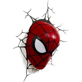 Spider-Man Mask By 3D Light FX