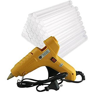 40W Glue Gun with 5Pcs Sticks