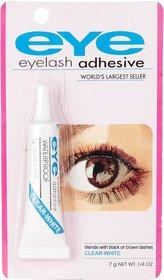 DY Clear White Waterproof False Eyelashes Makeup Adhesive Eye Lash Glue