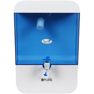 Ocean Pure Royal I RO Water Purifier RO + UV+UF+TDS Controller Blue 12ltr