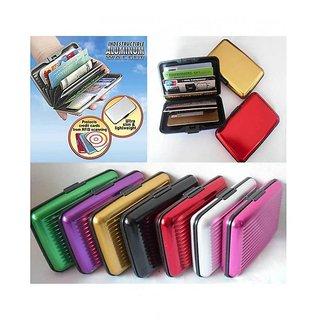 Aluma Wallet Assorted Colours