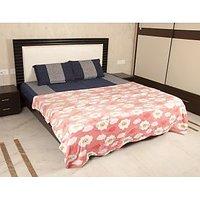 Designer Soft Single Bed Mink Blanket D/ply