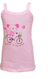 Pari  Price Kids Girls pink vest