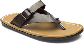 Metmo Men's Brown slipper