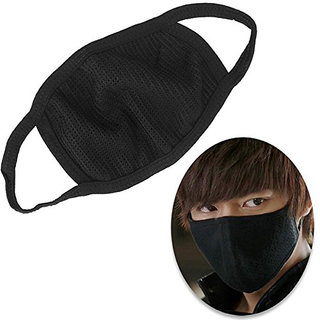 spero Set of 2 Pieces Dust/Anti Pollution Protective Multicolour Face Mask Mouth  Nose Respirator Outdoor