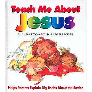Teach Me about Jesus By Multnomah Books (16 March 1994)