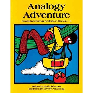 Analogy Adventure (Critical Thinking Series) By Learning Works (1 December 1989)
